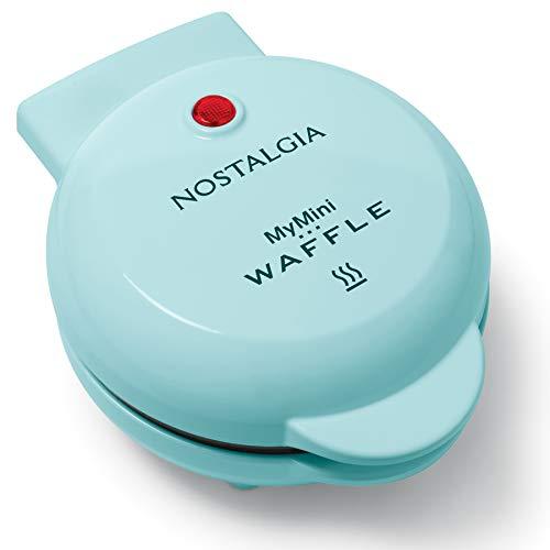 Nostalgia MWF5AQ MyMini Personal Electric Waffle Maker