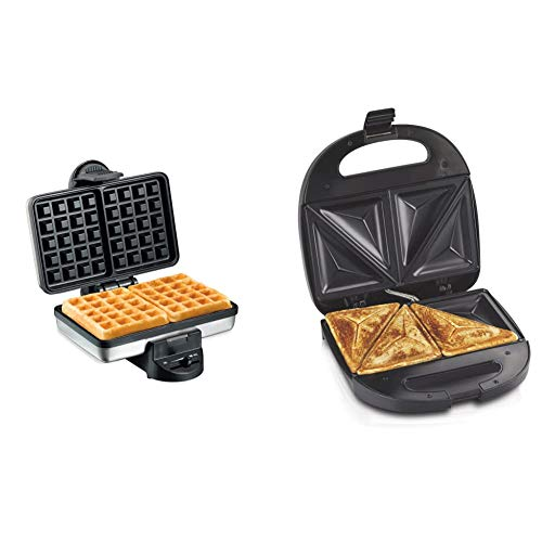 Hamilton Beach & Sandwich Maker, Makes Omelettes and Grilled Cheese