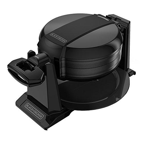 BLACK+DECKER Double waffle maker