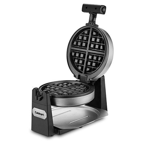 The Cuisinart Belgian waffle maker