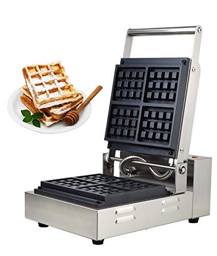 NJTFHU Waffle Maker Machine