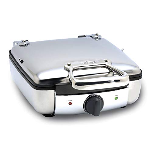 All-Clad Stainless Steel Belgian Waffle Maker