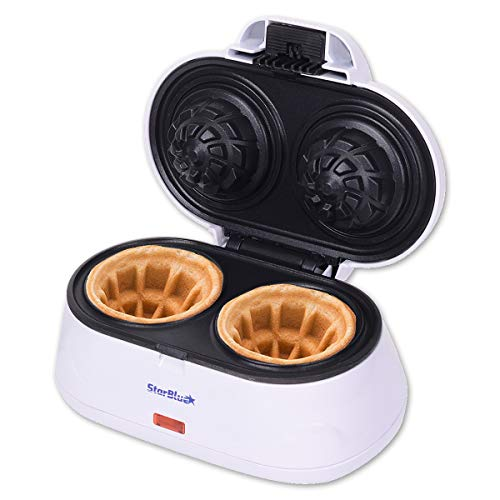 Double Waffle Bowl Maker by StarBlue