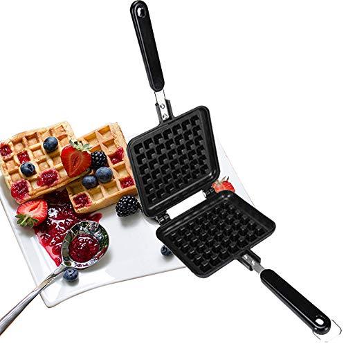 Stovetop Iron Waffle Maker
