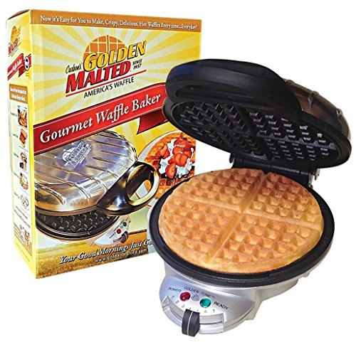 Carbon's Golden Malted Gourmet.