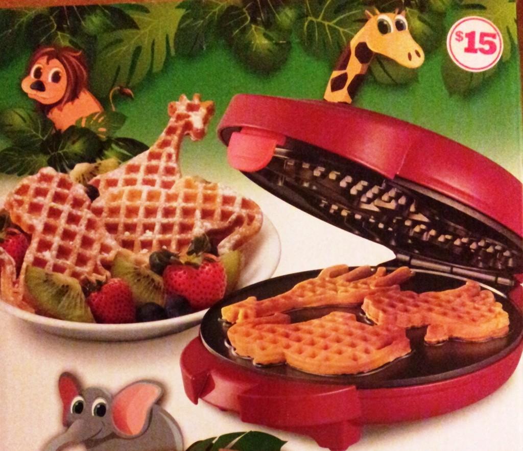 Animals Waffle maker