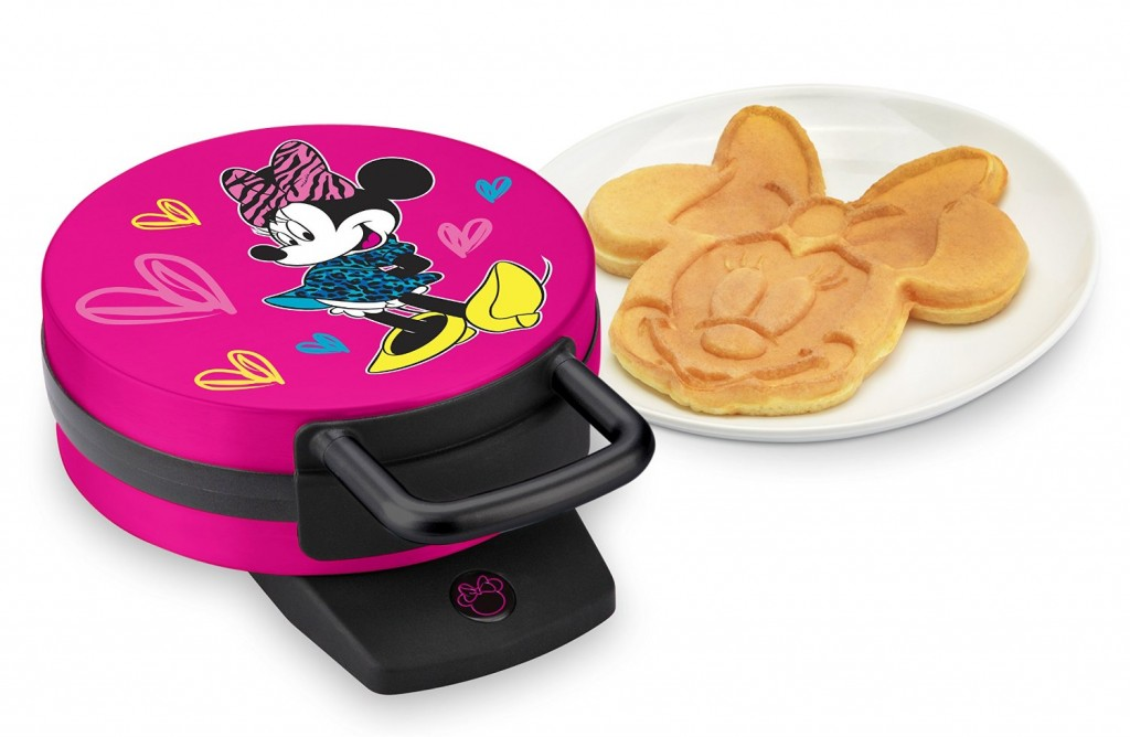 Minnie mouse wafflemaker