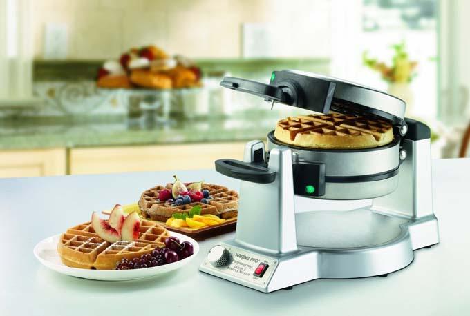 Waring-Pro-WMK600-Double-Belgian-Waffle-Maker