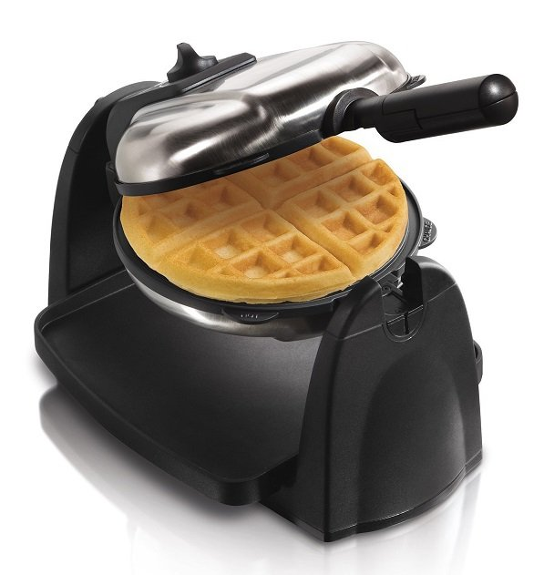 Best Waffle Maker with Removable Plates Hamilton Beach