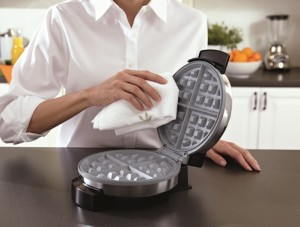 How-To-Easily-Clean-a Waffle-Maker