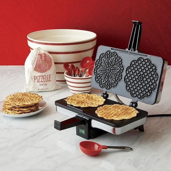 cucina pro thin waffles maker