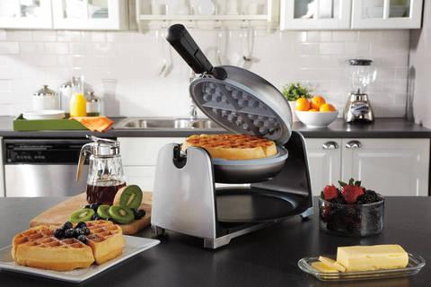 oster dura ceramic, flip waffle maker