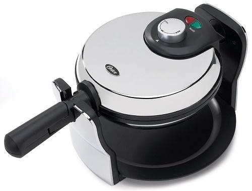 oster-3874-flip-nonstick-belgian-waffle-maker-chromeblack