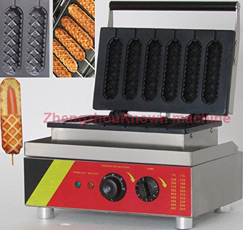 electric-hot-dog-waffle-maker-automatic-waffle-maker-machine-for-commercial-and-small-business