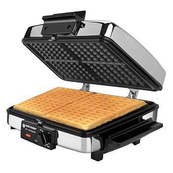 Black and Decker 3in1 waffle maker and indoor grill