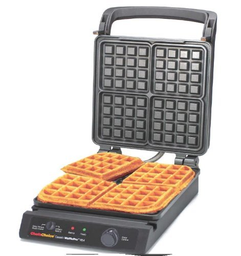 Chef's Choice 854 Classic Pro Square Waffle Maker