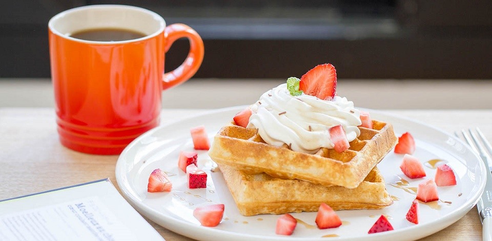 How to Make Waffles without Baking Powder