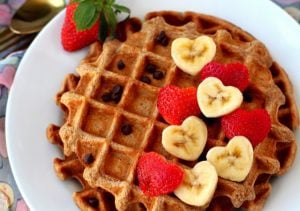 waffless without eggs