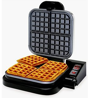 Chef's Choice 854 Classic Pro 4-Square Large Waffle Maker