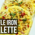 How to Make An Omelette in a Waffle Maker